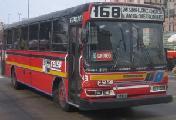 Más conflicto en transporte- La línea 168 despide y los laburantes van al paro