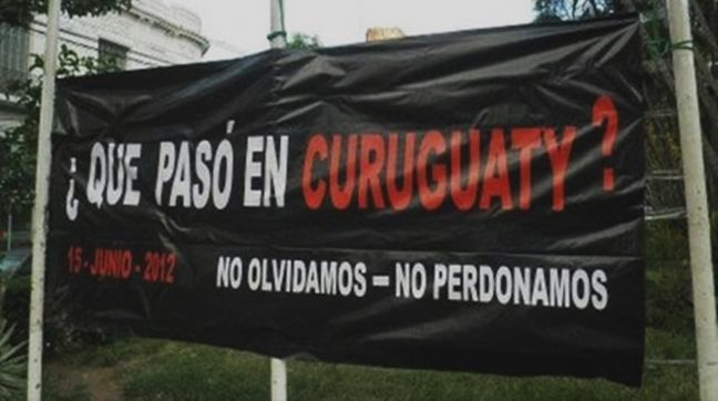 Masacre de Curuguaty...