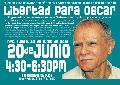 Día internacional en apoyo a la excarcelación de Oscar López Rivera