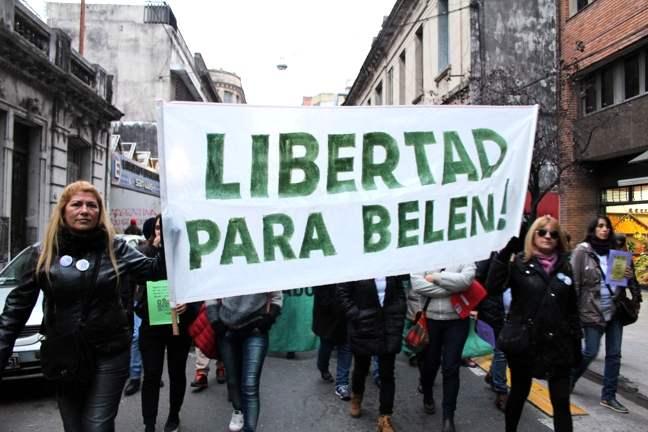 #LibertadParaBelen...
