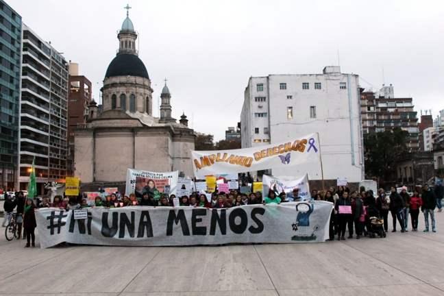 #NiUnaMenos...