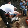 Más de 80 heridos por represión a trabajadores del Ingenio Ledesma