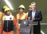 Macri reclamó que la justicia laboral falle menos para los trabajadores