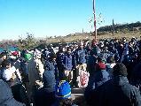 Sigue firme la lucha en Carmen de Patagones