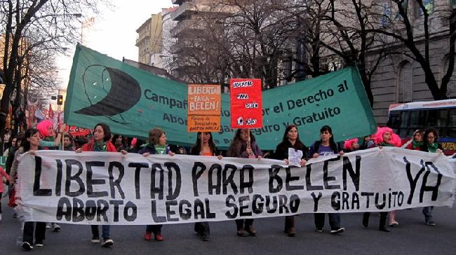 La Plata | Marcha po...