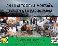 Domingo 7 de agosto, Ushuaia: Ceremonia a la Pachamama