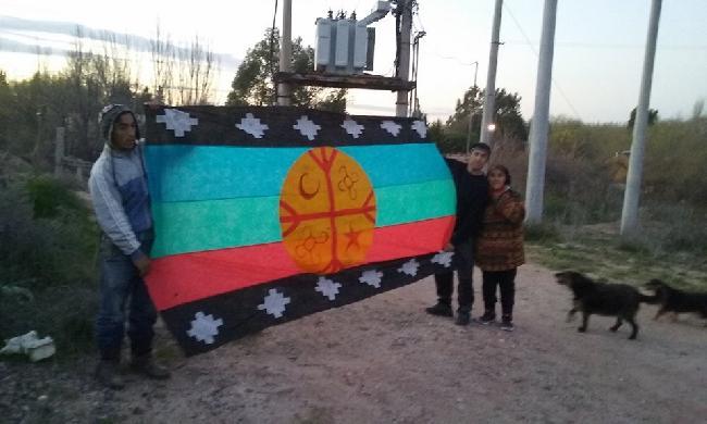 Comunidad Mapuche Lo...