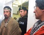 Repudio a la represi�n y criminalizaci�n de la lucha mapuche