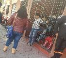 Salta: Encadenado, reclama por promesas incumplidas a comunidades originarias