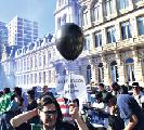 Aulas vac�as para que Macri abra las paritarias