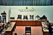 Suspenden en La Plata el comienzo del juicio contra integrantes de la CNU