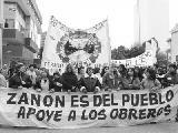 Obreros de Zanon en lucha resisten el ajuste: lanzan el fondo solidario