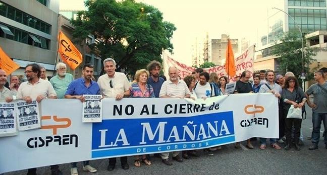 El diario La Mañana ...