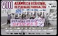 VIII Asamblea Regional de Pueblos Fumigados en Suardi