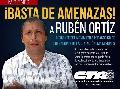 Misiones: �Basta de amenazas a Rub�n Ort�z!