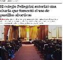 Sobre aborto: El Pellegrini se debate entre la posibilidad de informarse y las sanciones