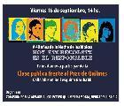 A 40 a�os de la noche de los l�pices: clase p�blica frente al Pozo de Quilmes