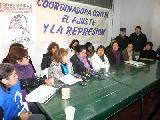 Jujuy: Coordinadora contra el Ajuste y la Represi�n denuncia detenciones ilegales