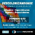 Domingo 9/10: Descolonizándonos en el Día de la Diversidad Cultural