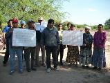 Falta de respuesta a los reclamos de los wichi por la destrucción de sus montes