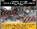 Ushuaia: Contrafestejo - 11 de Octubre