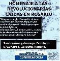 Encuentro de Mujeres Rosario 2016 Convocatoria Segunda Independencia