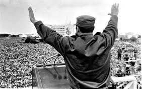 ¡Fidel Castro, hasta...