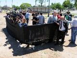 Rechazo a las limitaciones al trabajo periodístico durante la visita de Macri a Santa Fe