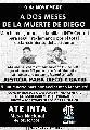9-Nov: Justicia para Diego y David!