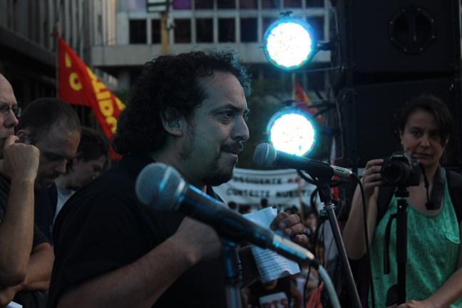 Alejandro Crespo, SU...