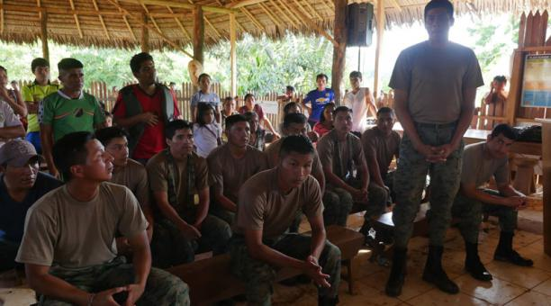 Ecuador: Sarayaku re...