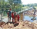 La aldea Chafariz abre nueva etapa con el puente
