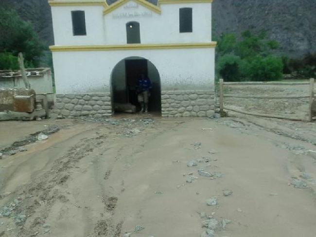 Campo Quijano: Hay f...