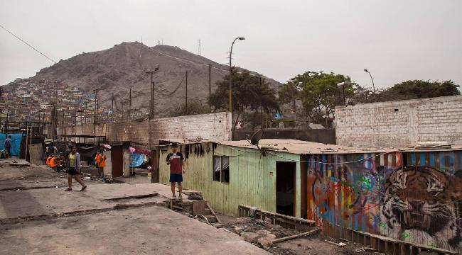 Perú: Índígenas urba...