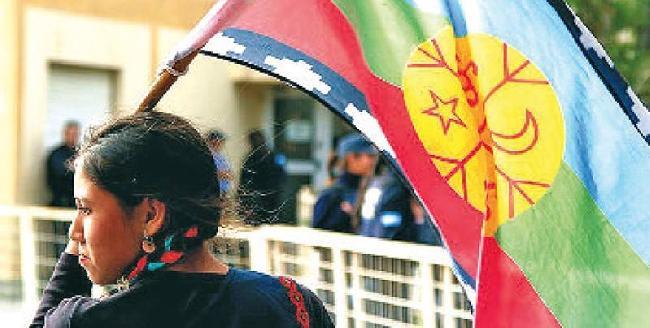 Represión en Chubut:...