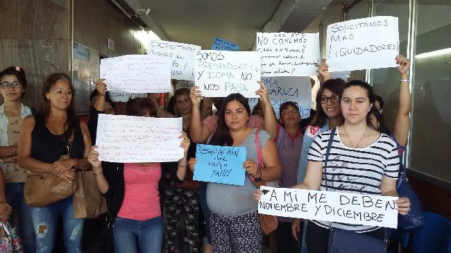 La Plata | Reclamo d...