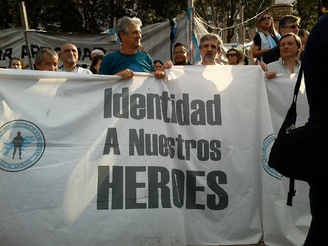 """""""Soldado argentino s..."""