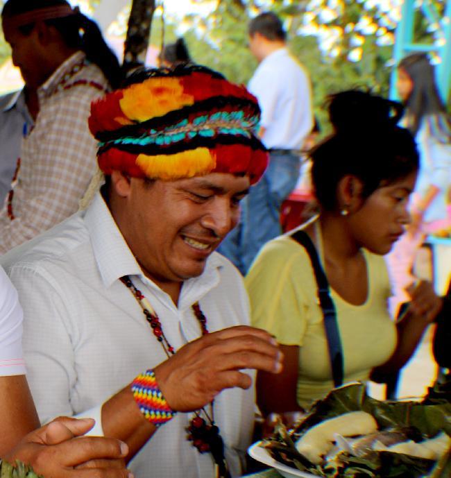 Ecuador: La voz de u...
