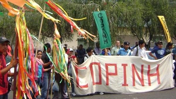 Honduras: Año nuevo,...