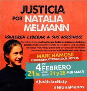 Justicia por Natalia...
