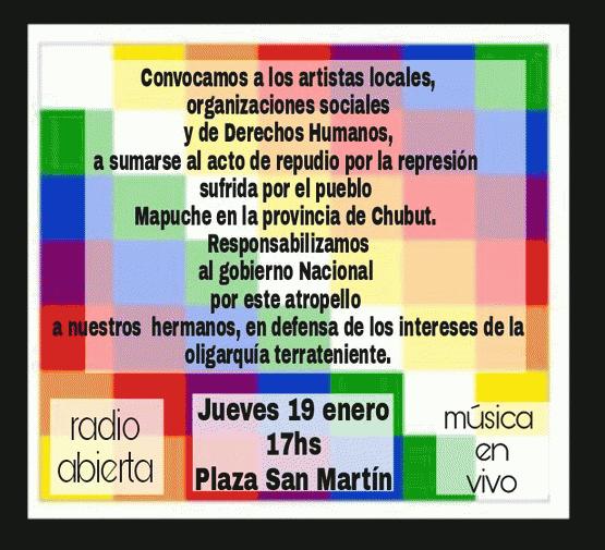 La Plata: Radio abie...