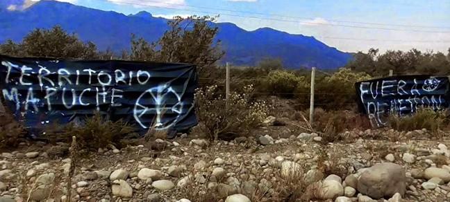 """Los mapuches n..."