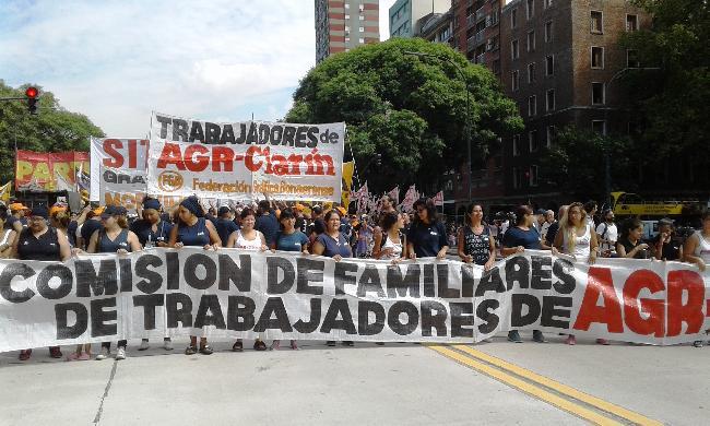"""AGR-Clarín y FGB: """"S..."""