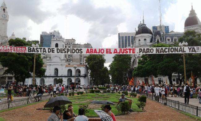 Pasacalle en Plaza d...
