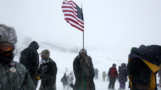 EE.UU.: Veteranos ll...