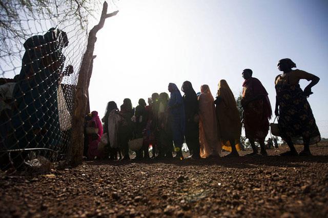 Sudán ...
