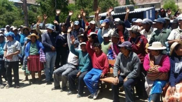 Bolivia:  OEP hizo i...