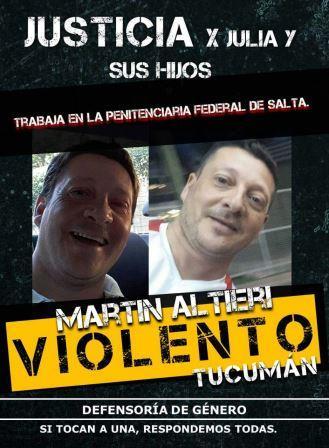 Policía Martín Altie...