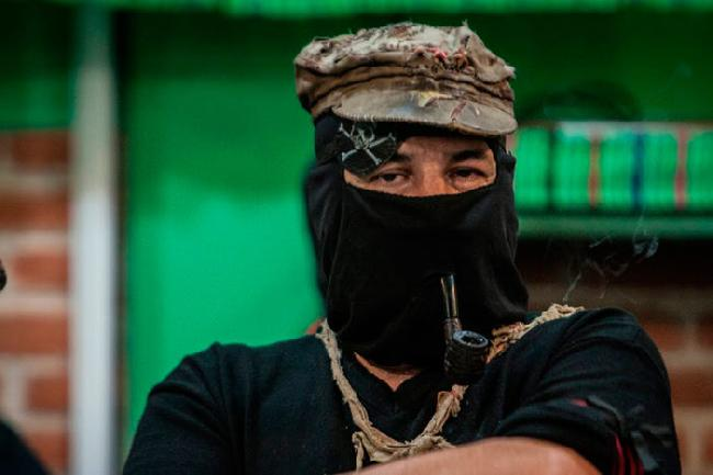 Llama EZLN a resiste...