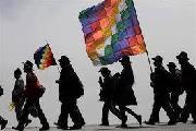 16 al 24 de marzo protesta indígena en Jujuy